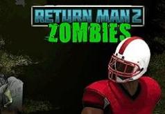 Игры Зомби против регби