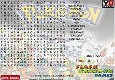 Игры Покемон и слова