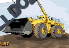 Игры трактора бульдозеры