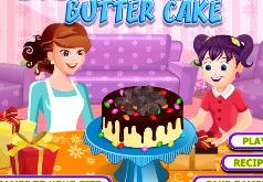 Игры Шоколадный Тортик с Орешками