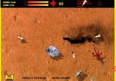 Игра Звёздные войны Тысячелетний сокол. Оборона