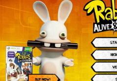 Игры Бешеные кролики Охота на кроликов
