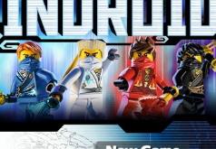 Игры Лего Восстание Ниндроидов часть 2