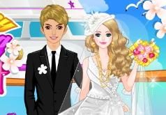 Игры Роскошная свадьба на яхте