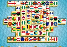 Игры Маджонг флага