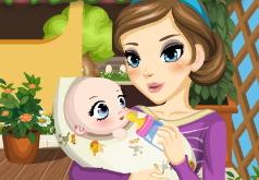 игры для девочек дом для малыша