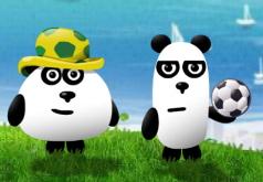 Игры Приключения Маленьких Панд 3