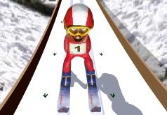 Игры Прыжки с трамплина Лыжи Австрия