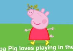 детские игры свинка пепа