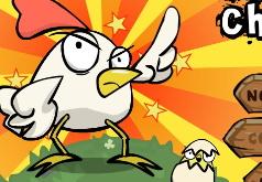 игры бойся бешеной курицы