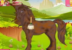игры мои коняшки