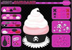 Игры Вкусное мороженое для Эмо