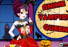 Игры Anime Vampire Queen