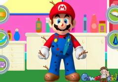 Игры Грязный Марио