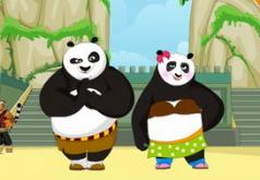 игры влюбленная панда