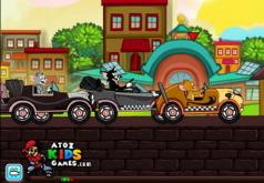 Игры Том и Джерри Супер гонка