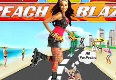 игры для девочек гонки на роликах