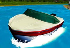 игры ездить на лодках