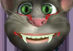 Игры Говорящий кот Том Воскрешение вампира