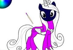 Игры Раскраски Май Литл Пони часть 2