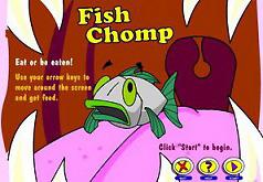 Игры Fish Chomp