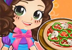 Игры Готовим Пиццу Вкусняшку