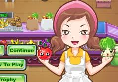 Игры для девочек магазин продуктов