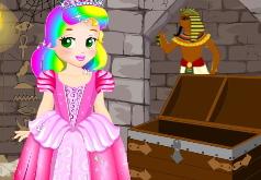 Игры Принцесса Джульетта Спасаем книгу