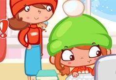 игры для девочек непослушная сара