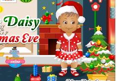 Игра Рождественский ужин маленькой Дейзи