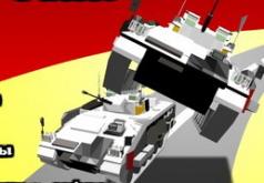 Игры Гонка на современном танке