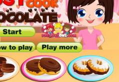 игры булочки с шоколадом