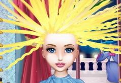 Игры для девочек парикмахерская золушка