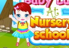 Игры Малышка Лили в детском саду