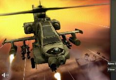 Игры Вертолет Ударная сила