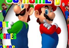 Игра Марио Возвращение домой 3