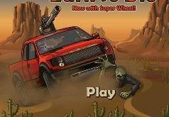 Игры Зомби давила 6: Убей или умри
