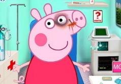 Игры свинка пеппа в больнице