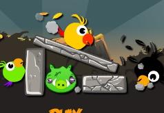 Игра Злые птицы Лесное приключение