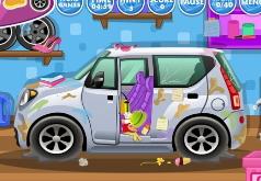 Игры чистильщик машин
