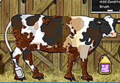 Игры для девочек мыть корову