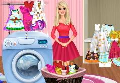 Игры Шмотки Барби 5