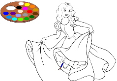 игры новое платье белоснежки