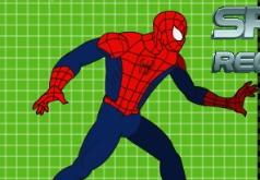 игра женщина человек паук
