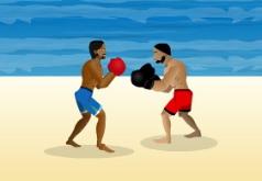 игры бой на пляжу