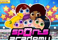 игры спортивные академии