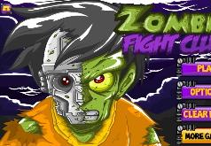 Игры бойцовский клуб зомби