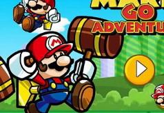 Игра Марио вперед, приключения