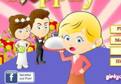 игры ресторан для свадьбы
