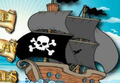 Игры Маджонг Пираты